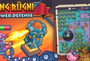 KING RUGNI TOWER DEFENSE