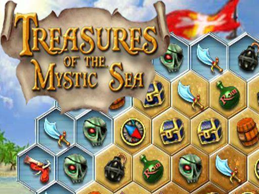 TREASURES OF THE MYSTIC SEA