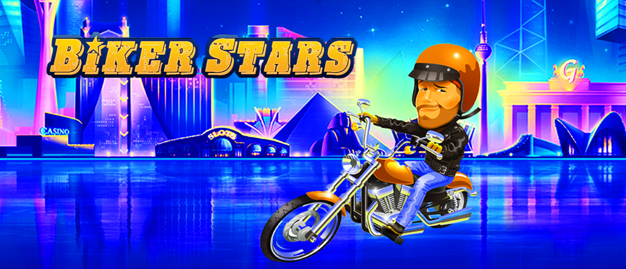 BIKER STARS RACER