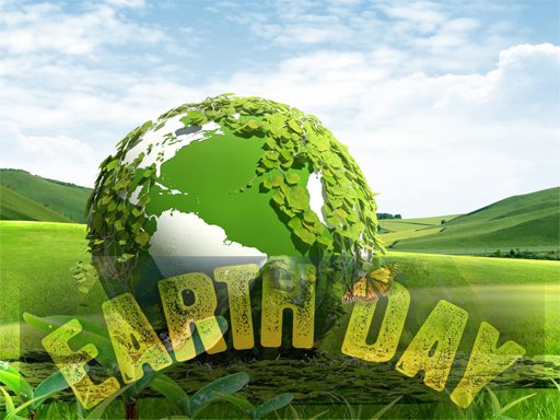 WORLD EARTH DAY PUZZLE