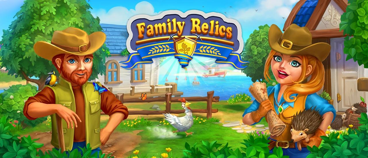FAMILY RELICS